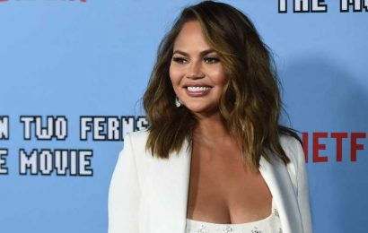 Chrissy Teigen Moved John Legend's Grammys For the Best Reason