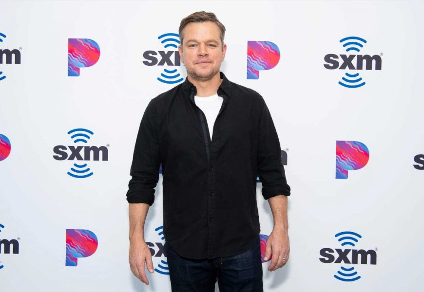 Matt Damon Explains Why He Got Tattoos of His Four Daughters' Names on His Arm