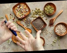 Type 2 diabetes: The three best seeds to lower blood sugar