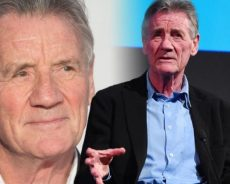 Michael Palin health: Actor's scare 'it may take a year to return to normal size'