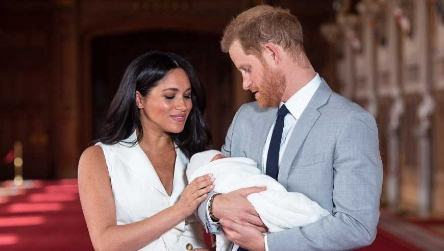 Celebrity Babies of 2019