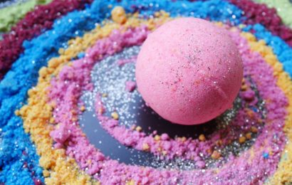 What happens to your body if you use bath bombs every day