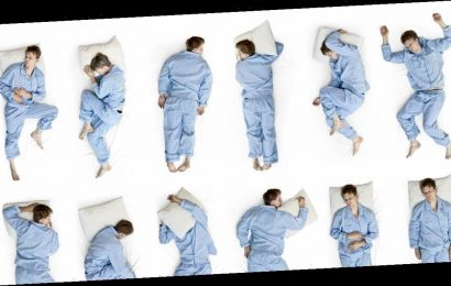 'Best' position to sleep goes viral after seriously heated Twitter debate