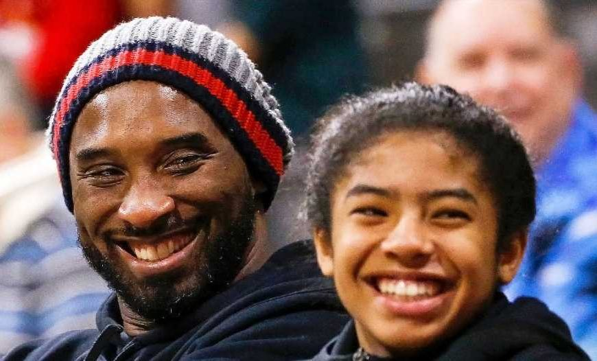 Stars Share #GirlDad Photos in Honor of Kobe Bryant