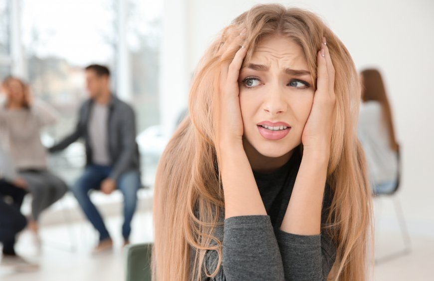 What actually triggers social anxiety disorder?