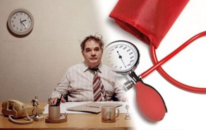 High blood pressure: Working this many hours a week may increase risk of condition