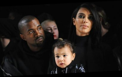 Kim Kardashian West's kids eat a 'mostly' vegan diet, except for 6-year-old North, who likes fish