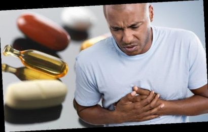 Heart attack: The supplement proven to slash your risk of the deadly condition