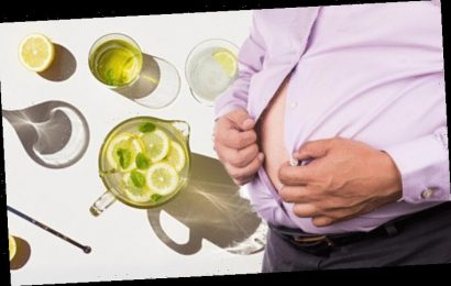 How to lose visceral fat: Drinks to include and avoid in your diet to reduce belly fat
