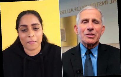 NBC Late Night Host Lilly Singh Debunks Coronavirus Myths with Dr. Anthony Fauci