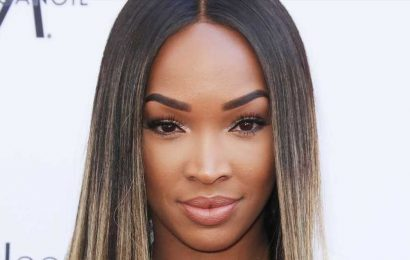 Pregnant Malika Haqq 'Couldn't Be Happier' Ahead of Her Son's Arrival