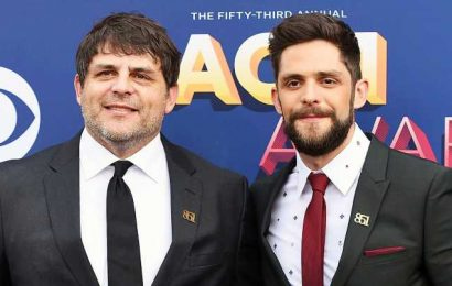 Thomas Rhett's Dad Welcomes Baby Boy 1 Month After Granddaughter's Birth