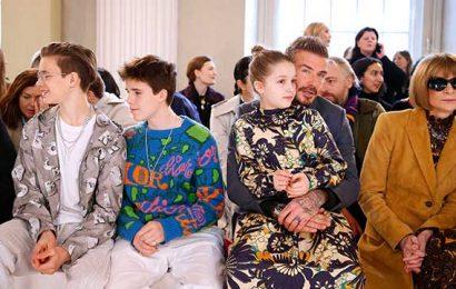 David Beckham Totally Spoils Daughter Harper