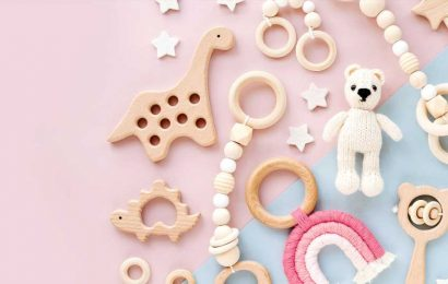 These Soothing Teether Toys Will Put Your Baby's Sore Gums and Teeth at Ease
