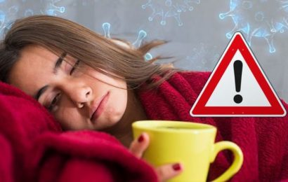 Coronavirus warning – the best way to avoid severe symptoms explained by doctor