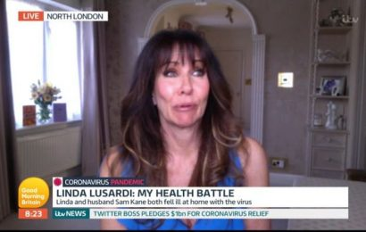 Coronavirus symptoms: 'It was horrendous' Linda Lusardi details her COVID-19 experience