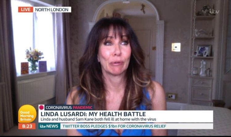 Coronavirus symptoms: 'It was horrendous' Linda Lusardi details her COVID-19 experience