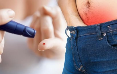 Type 2 diabetes symptoms: The sign after sex in men that could be a warning sign