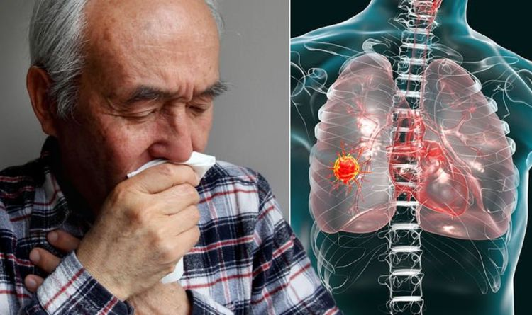 Lung cancer warning: When your cough could be something serious – and when to see a doctor