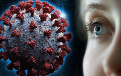 Coronavirus symptoms: COVID-19 lingered in woman's eyes for more than 20 days