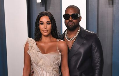 Maybe Kim Planted This Story About Kanye West Not Parenting