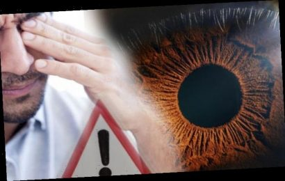 Coronavirus update: What are the main symptoms to look out for in your eyes?