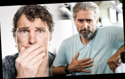 Heart attack: Three lesser-known warning signs you could be having a silent heart attack
