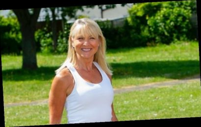 Julie Bartlett's easy outdoor exercises to stay fit in lockdown