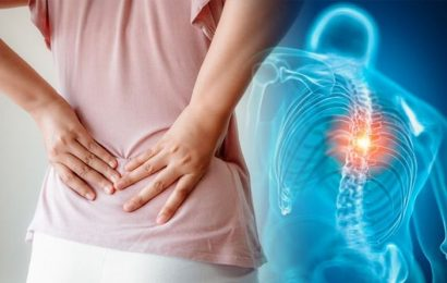 Pain in back: Physiotherapist reveals simple tips to relieve symptoms at home
