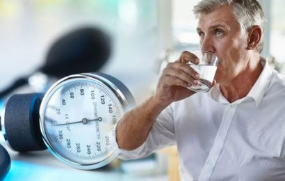 High blood pressure: Studies show adding this drink to your diet will lower your reading