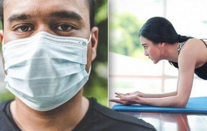 Coronavirus warning – the exercise you should avoid during lockdown or risk COVID-19