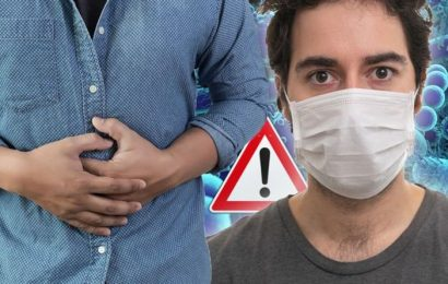 Coronavirus warning – the hidden sign in your stomach that you may be ignoring
