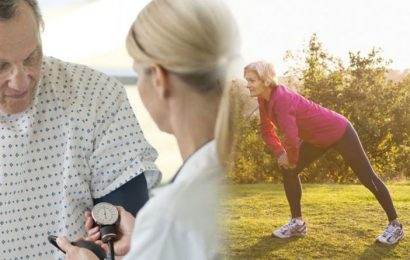 High blood pressure: Activity proven to slash your risk by 19 percent and lower readin