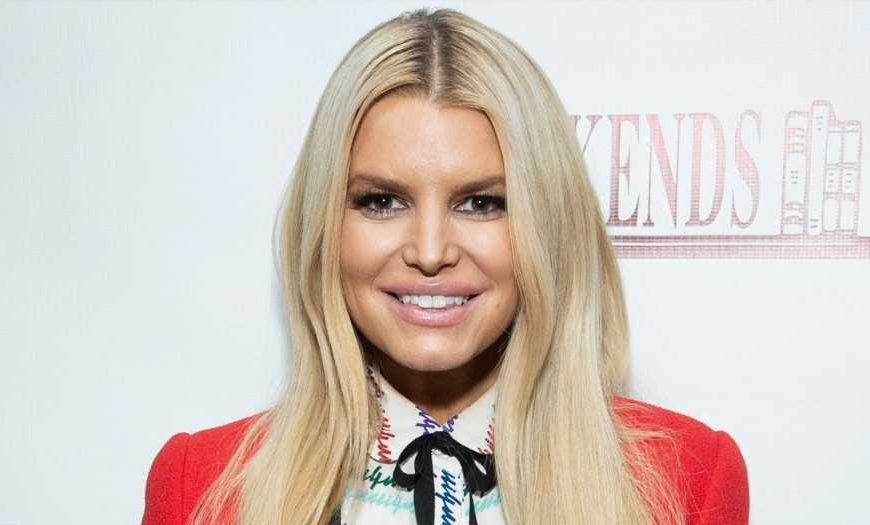 Whoa! Jessica Simpson Shows Off Her Enviable Legs After Morning Workout