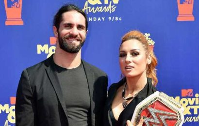 WWE's Becky Lynch Is Pregnant, Expecting 1st Child With Fiance Seth Rollins