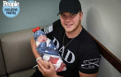 Voice Alum Gyth Rigdon and Wife Bayleigh Welcome Daughter Ivy Ray: 'Best Day Ever'