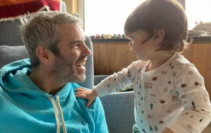 Andy Cohen Says He and Son Benjamin Are 'Madly in Love' and Talks Taking Him on Walks
