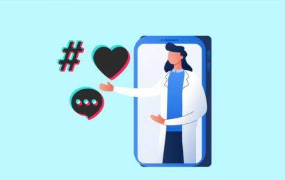 How Therapists Are Using TikTok to Reach Teens & Talk Mental Health
