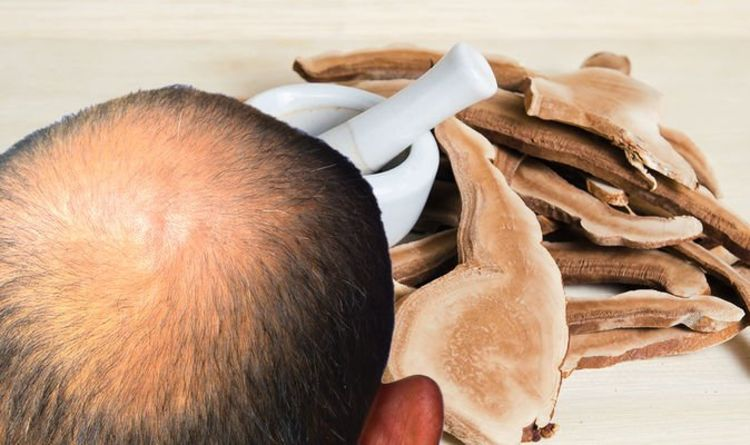 Hair loss treatment: The mushroom proven to inhibit the main cause of hair loss