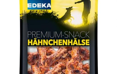 Risk of Salmonella! Edeka recalls dog food