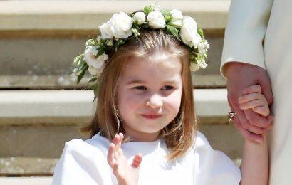 Princess Charlotte of Cambridge's Royal Life in Photos