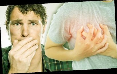 Heart attack warning – the subtle feeling in your stomach that you may be missing