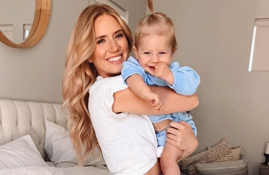 Lauren Burnham Fears She Won't Love a Second Baby 'as Much' as Alessi