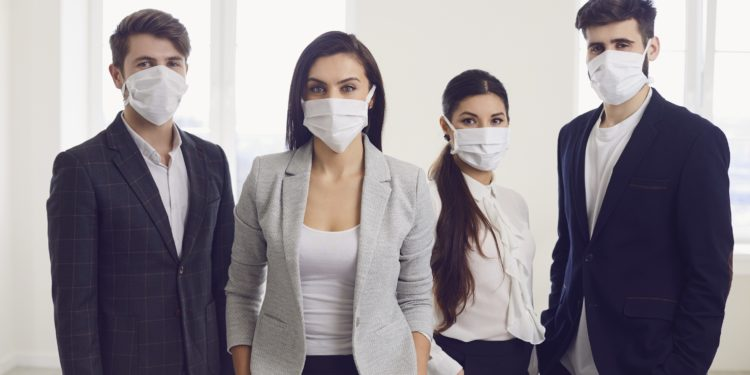 Coronavirus: infection risk due to mask wear in the office minimize? Naturopathy Naturopathy Specialist Portal