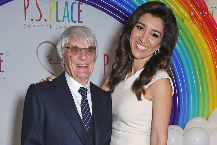 Former Formula 1 Chief Bernie Ecclestone, 89, Welcomes Son with Wife Fabiana Flosi, 44