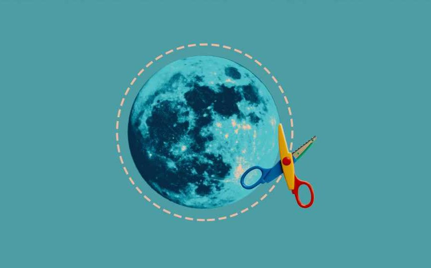 Kids Will Be Over the Moon for These Gorgeous Outer-Space Crafts