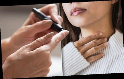 The hidden signs of diabetes – do you have this 'burning sensation' in your mouth?
