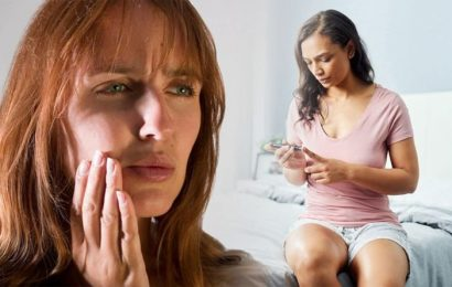 Type 2 diabetes symptoms: The sign in your mouth you may have developed the condition