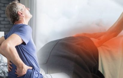 Back pain: When your lower back pain could signal something far more serious