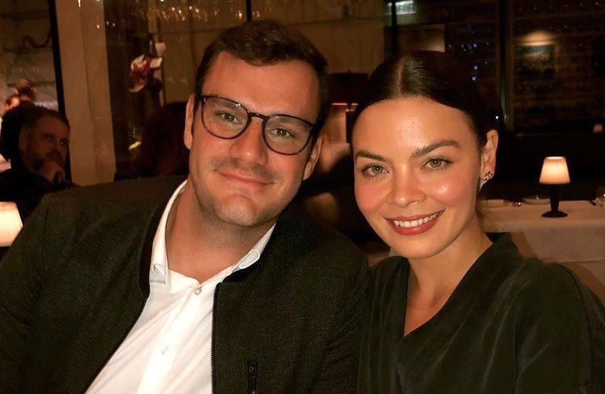 Happy Hefners! Cooper and Wife Scarlett Welcome Their 1st Child
